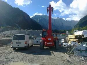 Evrorent | Najem, prodaja in servis dvižnih ploščadi | Planica