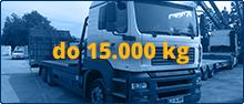 Prevoz do 15.000 kg