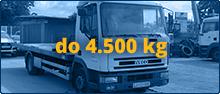 Prevoz do 4.500 kg
